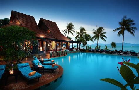 the best hotel in koh samui 10 best thailand resorts with photos map touropia