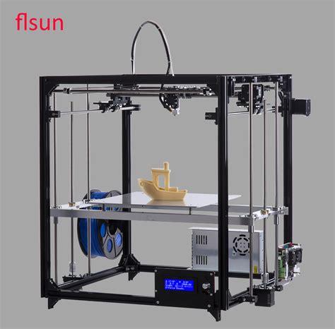 design metal frame 2017 newest design metal frame flsun i3 3d printing
