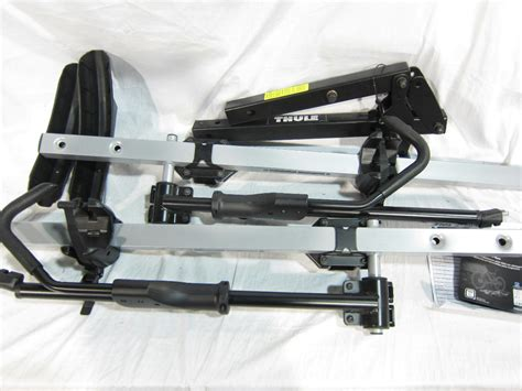 Thule 2 Bike Platform Hitch Rack by As Is Local Thule 2 Bike Platform 916xtr T2 Hitch
