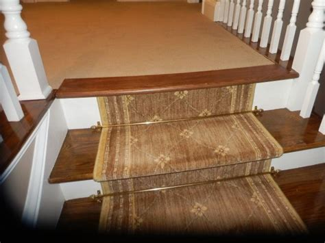 different ways to carpet stairs 17 best images about flooring ideas on