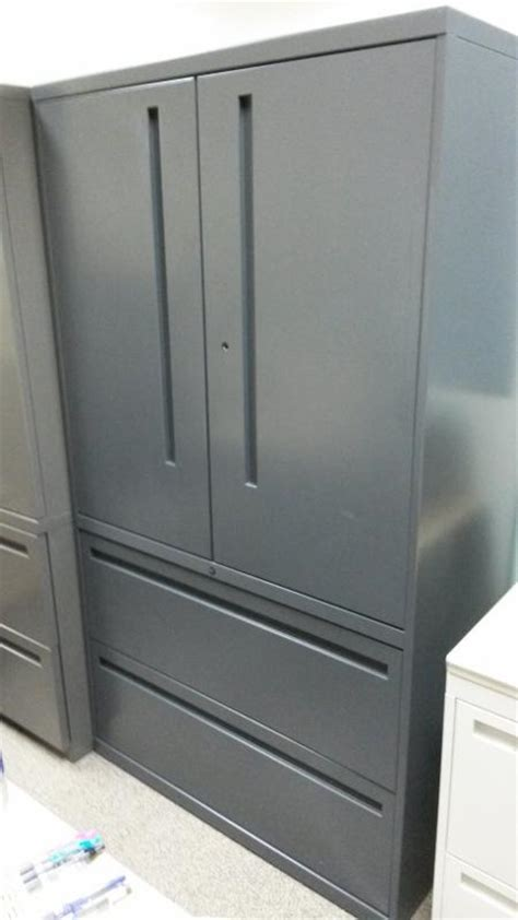 new office file cabinets allsteel essentials combination