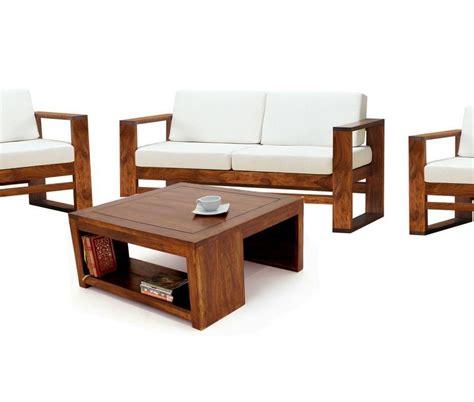 timber sofa teak wood sofa set in honey color timbercraft