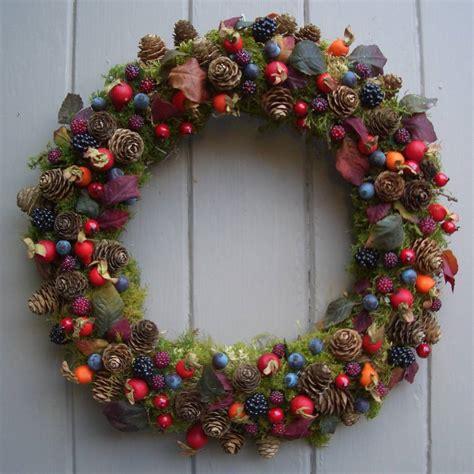 luxury wreaths luxury winter berry wreath by pippa designs