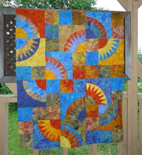 new york batik quilt layout inspiration