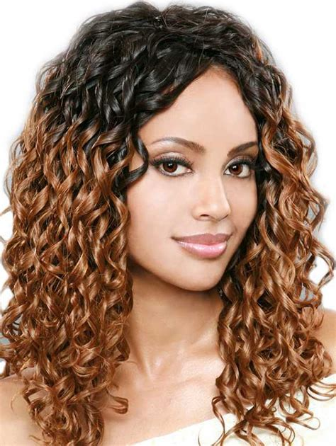 Looking Weave Hairstyles by 20 Radiant Curly Weave Hairstyles To Make You Look Amazing