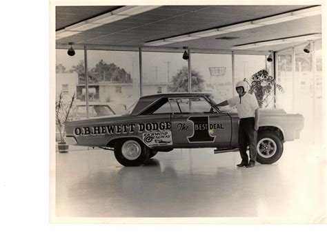 Lawton Chrysler Jeep Dodge Bill Altstatt What Made You Choose The Mopar That You Race Or Drive