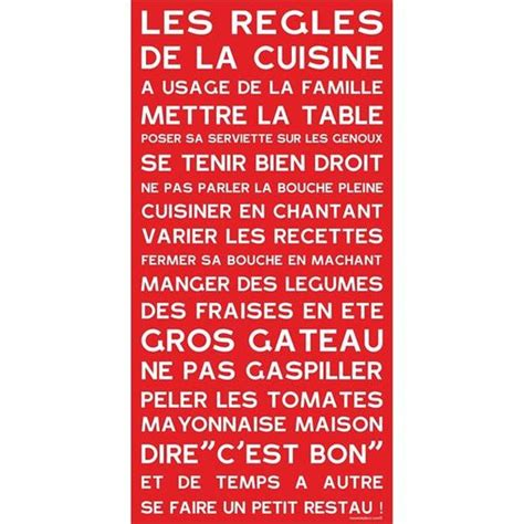 regle cuisine les r 232 gles de la cuisine d 233 co r 232 gles