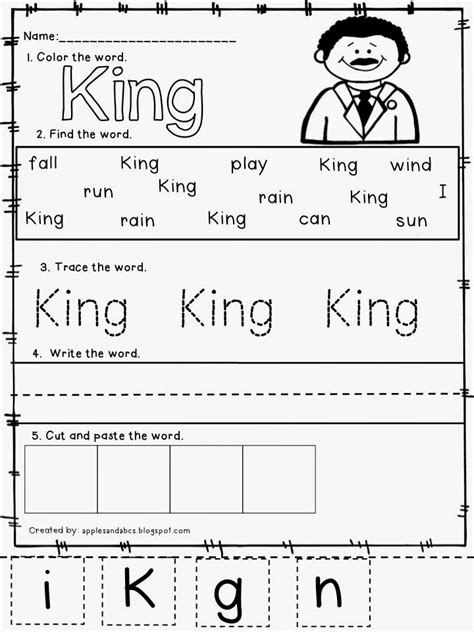 kindergarten activities for martin luther king jr freebielicious winter words martin luther king jr