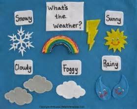 felt storyboard templates whats the weather felt board flannel board story