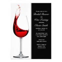 175 wine tasting bridal shower invitations wine tasting bridal shower announcements invites