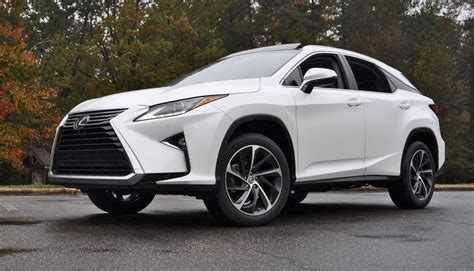 2016 Lexus Rx350 Eminent White Pearl 14
