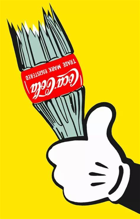imagenes pop art sin copyright wallpaper we heart it pop art coca cola and mickey mouse