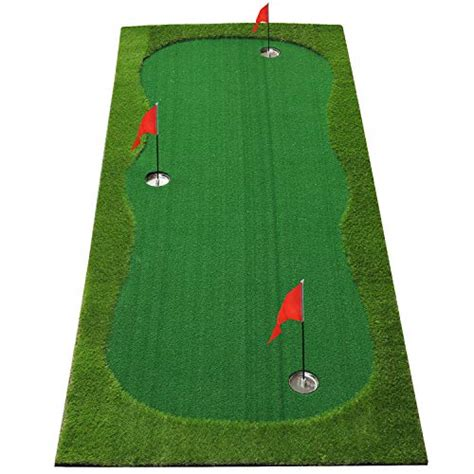top  indoor putting greens february