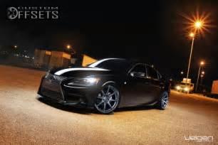 Lexus Is 250 Rims Wheel Offset 2013 Lexus Is 250 Flush Dropped 1 3 Custom Rims