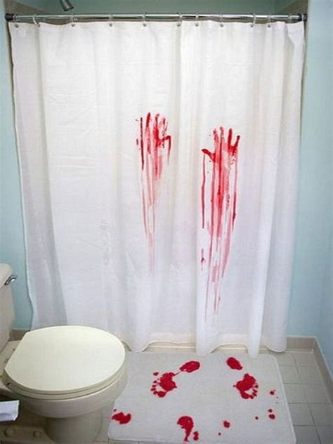 Ideas For Bathroom Curtains by Funny Bathroom Shower Curtain Design Ideas Hookless