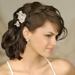 wedding hairstyles for medium length hair weddings