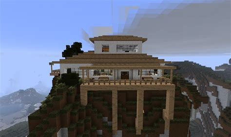 Kitchen Ideas Minecraft by Clean Modern Mountain House Minecraft Project