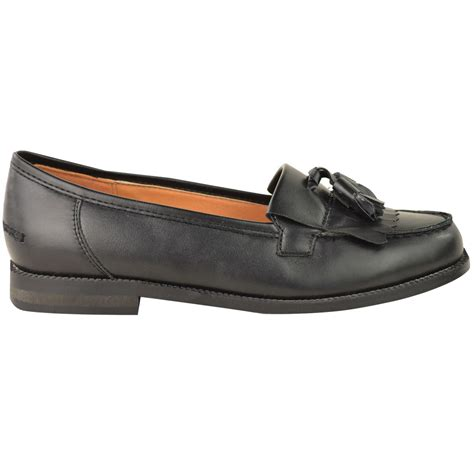 casual leather loafers womens flat casual office patent faux leather