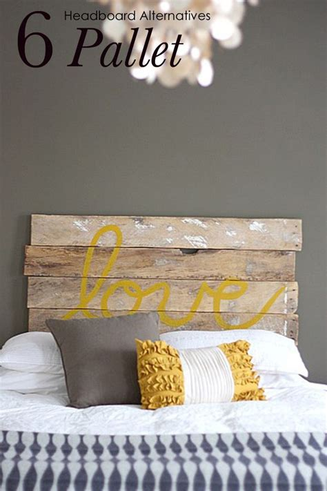 headboard alternatives 10 headboard alternatives a fab life life is decorated