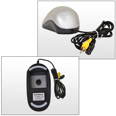 Bierley Kitchen Mouse Maxiaids Colormouse Electronic Magnifier 14x
