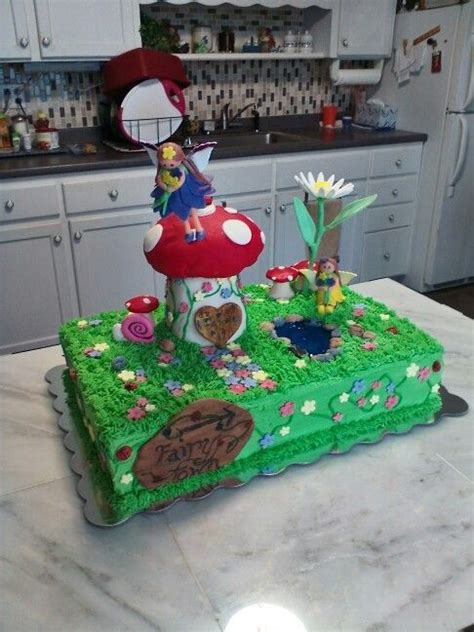 Garden Cakes Ideas 25 Best Garden Cake Ideas On Pinterest