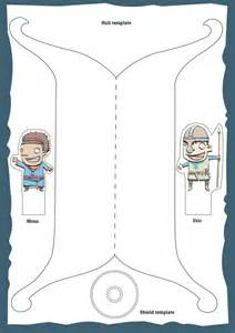 viking template template for a viking ship free create your own figure