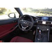 2015 Lexus IS 350 F Sport Interior  005 The Truth About Cars