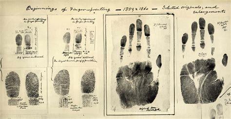 finger prints a novel file fingerprints taken by william herschel 1859