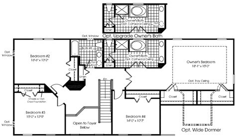 ryan homes jefferson square floor plan ryan homes floor plans ryan homes sienna floor plan home