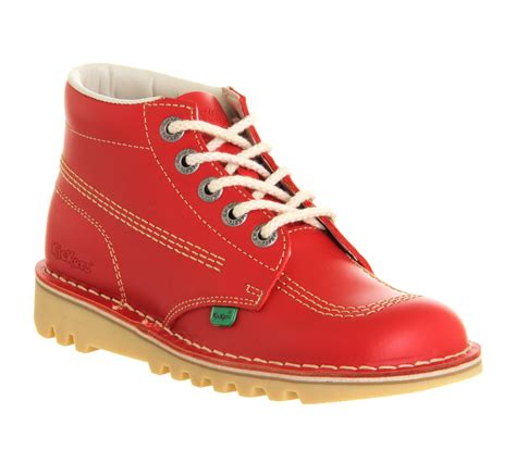 Boots Scrub Your Nose In It Twominute T Zone Detox Scrub by Kickers Kick Hi G Leather Flats