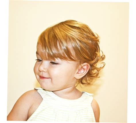 Hairstyles For Baby by Baby Hairstyles And Haircuts Ellecrafts