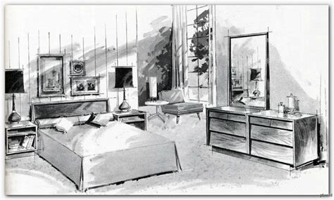 elements of style mid century modern design 1965 24 best images about bedroom mid century on