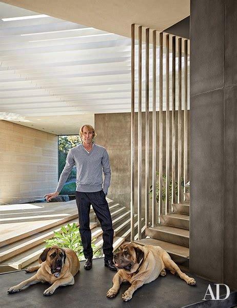 Lorraine Letendre Interior Design by Tour Director Michael Bay S Modern Three Story Stunner