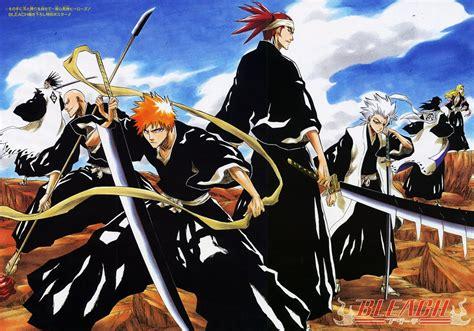 anime bleach bleach anime the final season jefusion