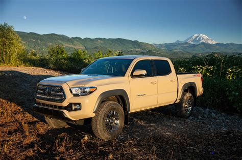 truck toyota 2016 2016 toyota tacoma pricing