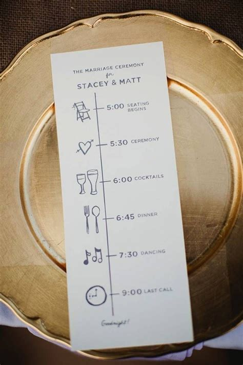 Best 25  Wedding program samples ideas on Pinterest