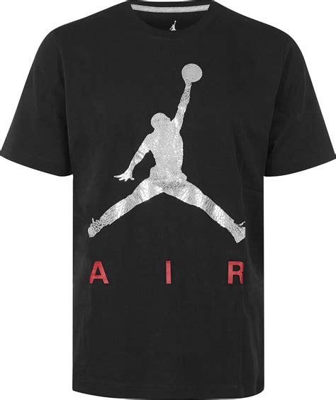 jumpman air t shirt noir