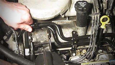 2008 chevy impala leak coolant leak replacing heater inlet and outlet
