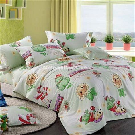 zombie bed sheets plants vs zombies modern bedding sets 99 99 colorful