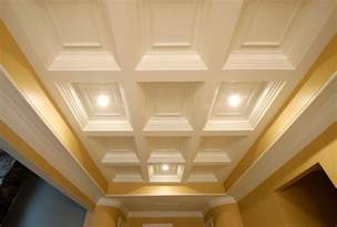 The Ceiling Coffered Ceiling Systems Custom Manufactured Ceilings