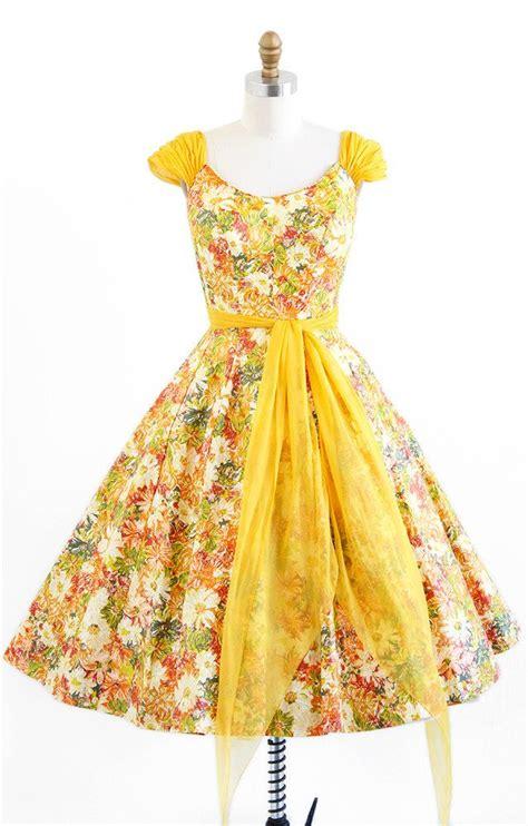 17 best ideas about 50s dresses on vintage