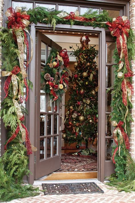 40 christmas door decorations ideas magment