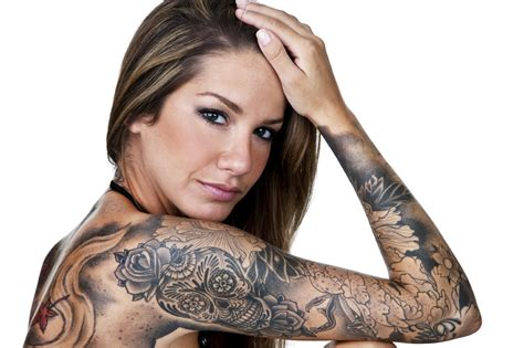 tattoo chick beautiful with wallpapers and images