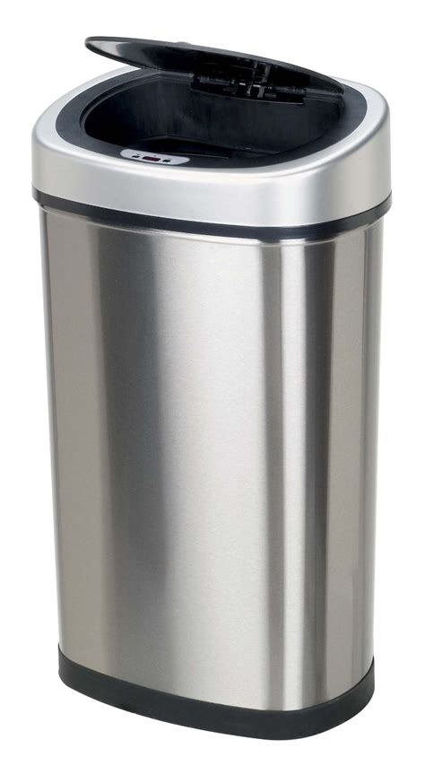Trash Cans Kitchen by Trash Can Motion Sensor Kitchen Touchless Bin Garbage