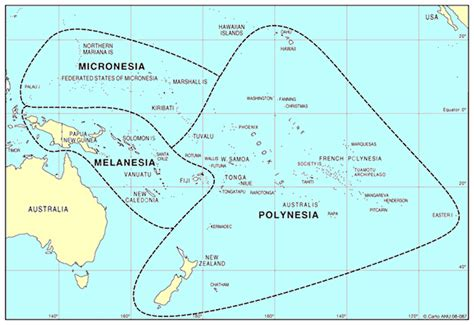 where is oceania on the world map oceania maps