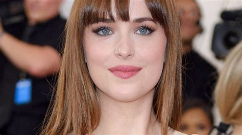 dakota johnson dyes  hair blonde instylecom