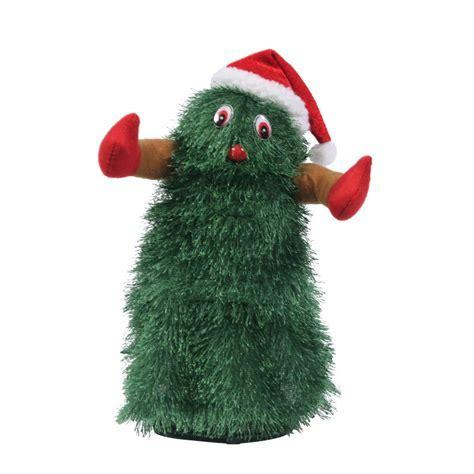 Jingles Musical Dancing Christmas Tree   30cm   Christmas