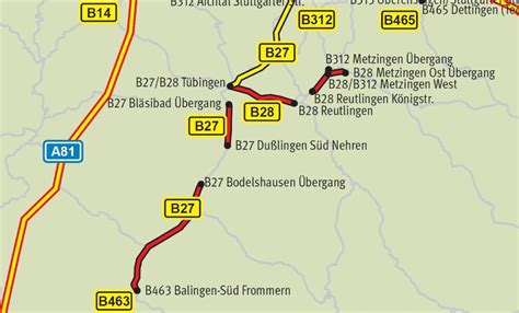 Motorradtouren Zollernalbkreis by Ein Lastwagen F 228 Hrt Auf Der B 27 Im Zollernalbkreis Wird