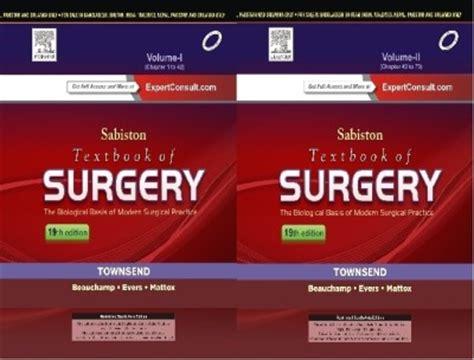 Pdf Sabiston Textbook Surgery Biological Surgical by Buy Sabiston Textbook Of Surgery The Biological Basis Of