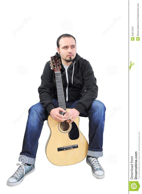 who is the man with guitar in the direct tv commercial young man with guitar stock image image of unplugged
